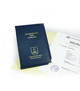 Constanta P, Dokumentenfarbe