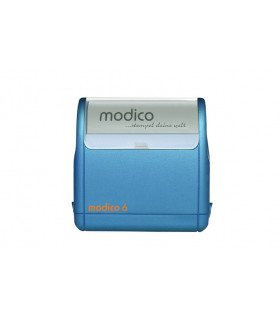 modico 6 Textstempel, 63 x 33 mm