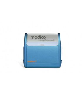 modico 5 Textstempel, 63 x 24 mm