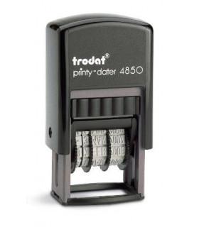 Trodat Printy 4850/L9 Datumstempel GEFAXT