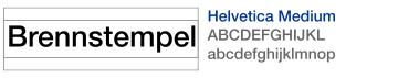 Helvetica Medium